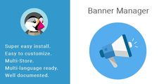 Banner Manager . Banner Manager is a module that lets you easily create powerful banners with very nice transition effects. Enhance your website by adding a unique and attractive