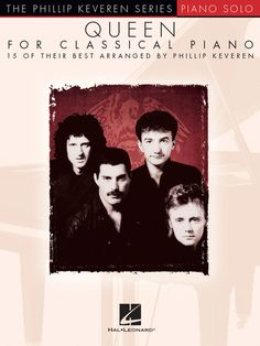 Queen for Classical Piano Solo sheet music