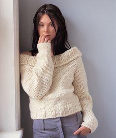 Zara Jumper + other Free knitting patterns.