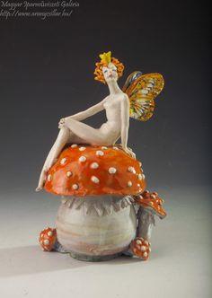 Ale, Art Deco, Fairy, Ceramics, Disney Princess, Disney Characters, Artist, Ceramica, Pottery
