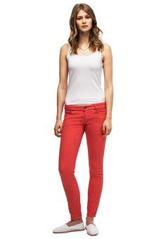 CARRIBEAN CORAL (exclusive colour) Coral, Shorts, Jeans, Fit, Colour, Fashion, Trousers, Color, Moda