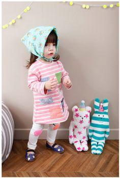 エリタワンピース(ピンク) : かわいい!絵本みたいな子供服!ANNIKA アニカ 2012春夏COLLECTION 韓国 - NAVER まとめ