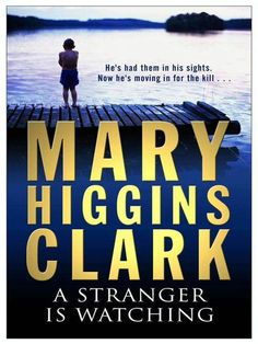 A stranger is watching by Mary Higgins Clark, BookLikes.com #books