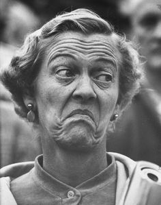 """:-(    ^ This is precisely the face this woman is making.    Tomorrow marks the 30th anniversary of the first recorded use of anyone, anywhere, championing the digital """"sideways smiley"""" emoticon. Here, LIFE.com celebrates """"living"""" emoticons — in wildly expressive faces."""