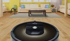 iRobot Roomba 980 Vacuum Maps Your Home By Itself – Black Cat Gadgets