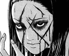 Anime Art Girl, Manga Art, Manga Anime, Japanese Horror, Japanese Cartoon, Arte Horror, Horror Art, Aesthetic Art, Aesthetic Anime