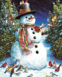 (christmas sweets snowman)