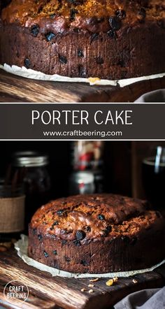 The holidays are not the same without a porter cake or two to serve with tea or coffee. Traditional Irish porter cake is loaded with dried fruit. Dried Fruit Cake Recipe, Porter Cake, Irish Cake, Irish Soda Bread Recipe, St Patricks Day Food, Scottish Recipes, Traditional Cakes, Traditional Irish Recipes, Food Cakes