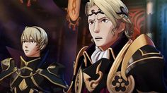 Xander and Leo If I can't marry Xander, that will throw all my predetermined plans out the window.