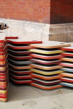 amanda levete ceramic bench - Google Search