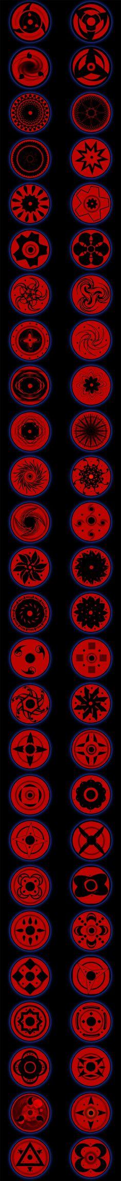 I want these powers! Anime Naruto, Manga Anime, Naruto Eyes, Naruto Shippuden Sasuke, Sarada Uchiha, Naruto Kakashi, Naruto Art, Anime Eyes, Boruto