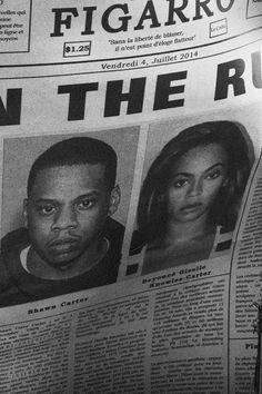 Beyoncé & Jay On The Run