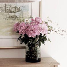 Pioner, livingroom, housedoctor, flower