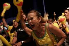 Government concedes after lower house overwhelmingly backs move to remove Rousseff, who now faces vote in senate Lower House, House Speaker, The Guardian, How To Remove, Concert, World, News, Faces, Cunha