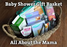 Awesome idea: Give a baby shower gift thats focused on the mom instead of the baby! Shell appreciate it! Ideas for what to give found here. #baby #shower #gifts
