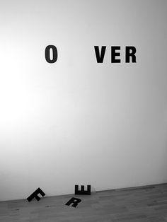 FOREVER - EVER ... FANT´STICO CONCEPTO TIPOGRÁFICO #ART