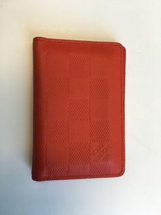 Authentic Louis Vuitton Pocket Organizer Men's Wallet Leather - Brought to you by Avarsha.com