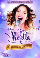 Ver Violetta. La emoción del concierto (2014) online gratis full HD