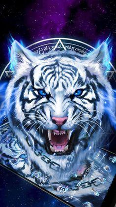 Liste der 40 besten Hintergrundbilder in Woche 6 Lion Live Wallpaper, Wild Animal Wallpaper, Tiger Wallpaper, Watercolor Wallpaper, Tiger Images, Tiger Pictures, Lion Images, Mystical Animals, Mythical Creatures Art