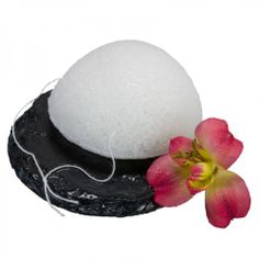 Original Konjac Sponge - Suitable for all skin types For natural face exfoliation. Moisturizing. 100% natural and biodegradable. 100% vegan. Made completely of konjac root.  #KONGY #HealthAndBeauty