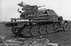 Sd.Kfz. 7/1 mit 20mm Flak 38