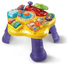 Baby Learning Table VTech Magic Star Educational Toy Kids Toddler Fun Activity | Baby, Toys for Baby, Developmental Baby Toys | eBay!