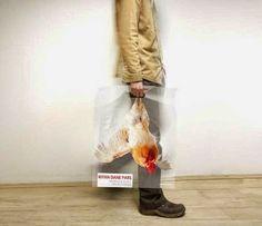 Diseños de bolsas muy ingeniosas. | Quiero más diseño