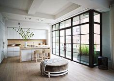 Frederik Roijé Designs Minimal Interior For Amsterdam Apartment |  Apartments, Interiors And Oak Cupboard