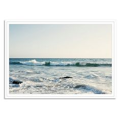 Christine Flynn Ocean Beach Photographs ($289) ❤ liked on Polyvore featuring home, home decor, wall art, backgrounds, pictures, art, filler, decor, white home decor and white wall art