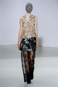 Behold the 25 Most Breathtakingly Beautiful Looks from the Fall 2012 Couture Shows: Maison Martin Margiela