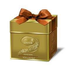 Lindt Lindor Truffles, Assorted Token Gift Box, 5.1 Ounce Package (037466044217) Premium and gourmet chocolate Perfect for gift giving, or sharing at seasonal events and parties Great gift for chocolate lovers for any occasion 5.1 ounce