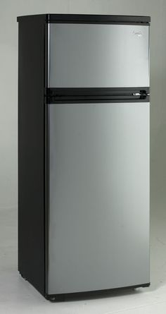 Compact Mini Fridge 3.2 Cu Ft Refrigerator Freezer Dorm Appliances ...