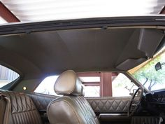 Beautiful Interior, 1969 Mercury Marauder X 100.