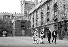Oxford, England, 1904