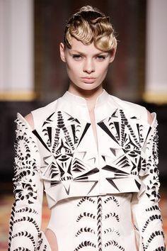 1 | Iris van Herpen's 3-D-Printed, Laser-Sintered Couture | Co.Design: business + innovation + design