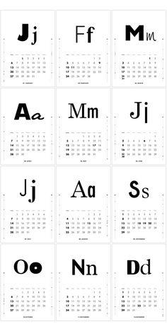 더캘린더 모던한블랙 캘린더 #더캘린더 #캘린더 #달력 #달력디자인 #캘린더디자인 #calendar #calendardesign…