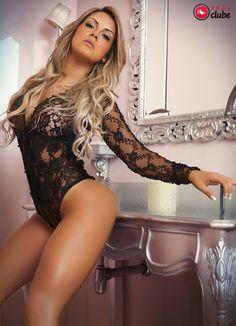 Revista ''Sexy'' de Brasil publica nueva edición con la espectacular Gil Jung desnudita en Portada