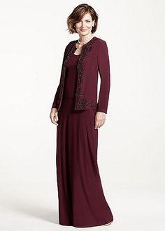 Long Sleeve Jersey Mock Two Piece Dress 56552D