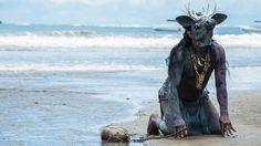 4. September: Schräge Monster aus dem Meer  Puntarenas, Costa Rica. Zwischen…