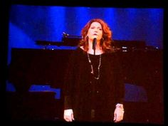 """Anita Renfroe singing """"The Mom Song"""". Watch it to the end. She highlights an ASL Interpreter who does an awesome job keeping up with the song!"""