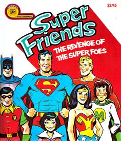 Aquaman in Super Friends: The Revenge of the Super Foes, 1977