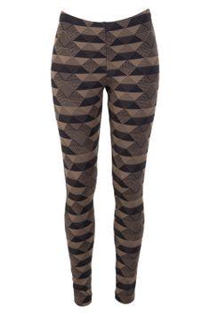 Metalicus clothing Eiffel Leggings - Womens Leggings - For everything but the girl $129