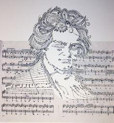 Beethoven... Er wusste noch, wie Musik sein sollte. Aber das ist schon lange her