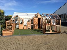 Our stand set up at the RHS Harrogate Flower Show 2016