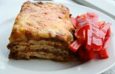 Min bedste LCHF lasagne til dato - LCHF - Den omvendte verden