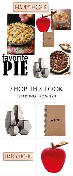"""""""favorite PIE"""" by adorotic ❤ liked on Polyvore featuring interior, interiors, interior design, home, home decor, interior decorating, Cyan Design, Rosanna, Daum and favoritepie"""