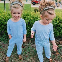 Princess hair Little girl