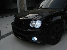 Blacked out Jeep Grand Cherokee - Forums Jeep Cherokee Srt8, Srt8 Jeep, Jeep Grand Cherokee, Jeep Wk, Jeep Patriot, Cars And Motorcycles, Dream Cars, Trucks, Man Stuff