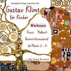 Gustav Klimt Werkstatt Grundschule Art History Timeline, History Photos, Art Education Lessons, Art Lessons, Gustav Klimt, Middle School Art, Art School, Op Art, Primary School