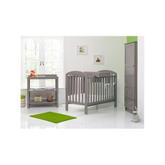OBaby Lily 3 Piece Furniture Set-Taupe Grey (New) Package Includes: OBaby Lily Cot OBaby Open Changing Unit OBaby Singel Wardrobe OBaby Lily Cot: The Obaby Lily Cot has 3 mattress base heights. The top height allows easy access to your very young bab http://www.MightGet.com/march-2017-1/obaby-lily-3-piece-furniture-set-taupe-grey-new-.asp